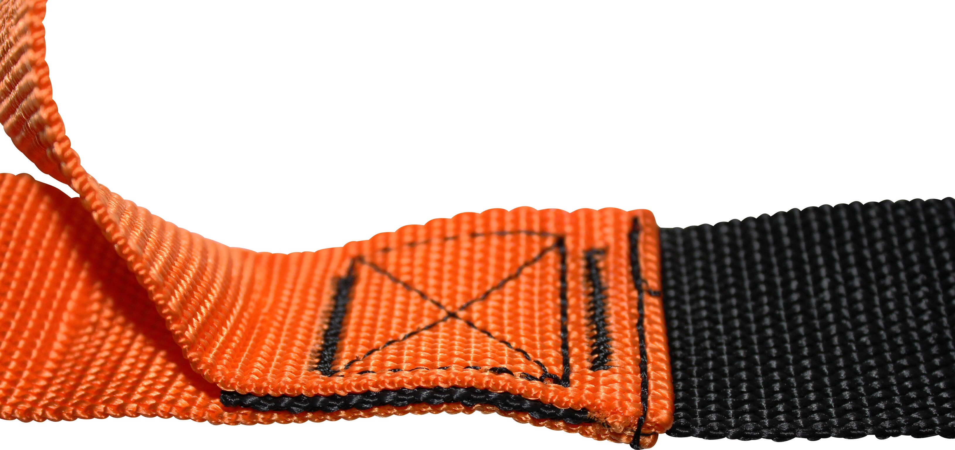 Quality stitching of HANGTUFF suspension trainer