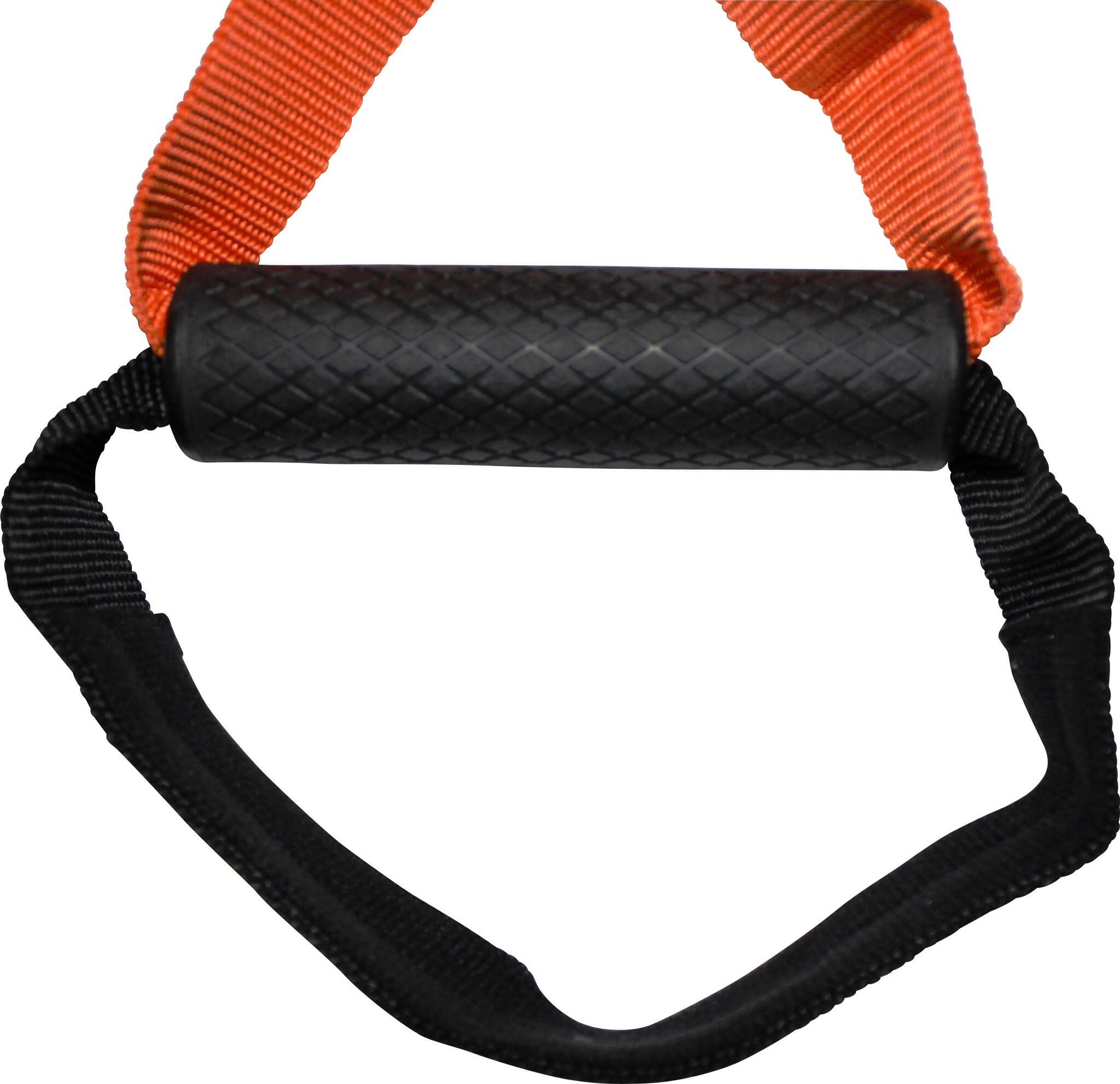 HANGTUFF suspension trainer -premium quality rubber hand grips