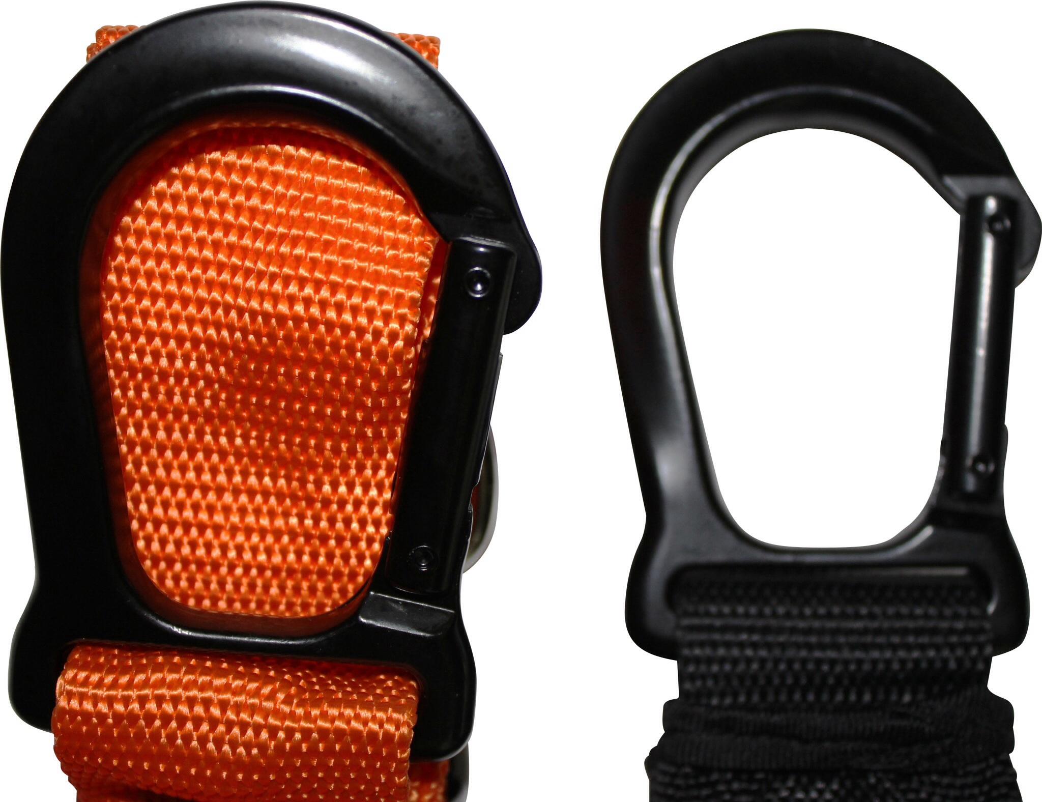 HANGTUFF suspension trainer - premium quality hooks